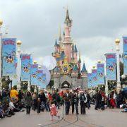 Pariser Freizeitpark in der Krise: Euro Disney erhält Milliardenhilfe (Foto)