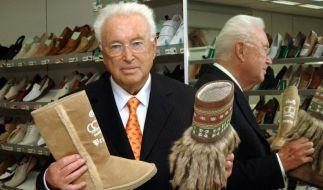 Schuhhändler Heinz-Horst Deichmann in Essen gestorben (Foto)