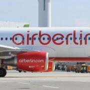 Air Berlin mit mehr Fluggästen im September - Auslastung sinkt (Foto)