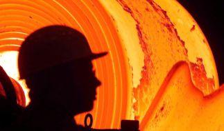 Stärkster Einbruch bei Industrieproduktion seit fünf Jahren (Foto)