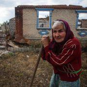 Deutsche Hilfe in Ukraine eingetroffen (Foto)