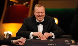 Die TV Total Pokerstars.de Nacht mit Stefan Raab findet bereits zum 39. Mal statt. (Foto)