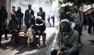 Tote bei Demonstrationen für Kobane in der Türkei (Foto)