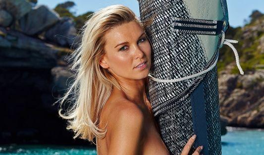 Bachelor-Kandidatinnen nackt im Playboy