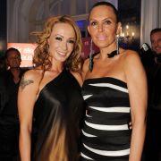 Cora Schumacher und Natascha Ochsenknecht.