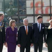 Gauck erinnert in Leipzig an Unrecht in der DDR (Foto)