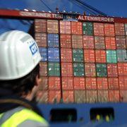 Stärkster Einbruch für deutsche Exporte seit Anfang 2009 (Foto)