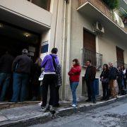 Leichter Rückgang der Arbeitslosigkeit in Griechenland (Foto)