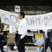 Regierung in Hongkong sagt Dialog mit Studenten ab (Foto)