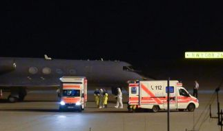 Ebola-Patienten in Leipzig und Madrid geht es sehr schlecht (Foto)