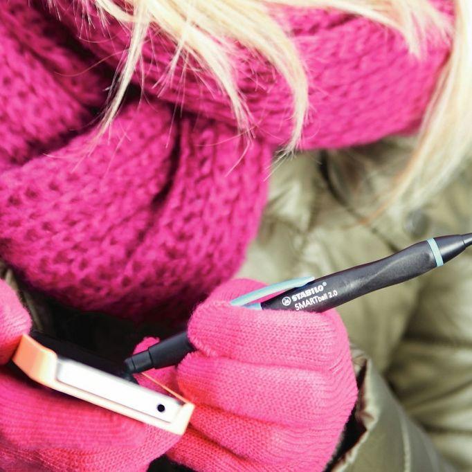 Schluss mit Fingerabdrücken auf dem Touchscreen! (Foto)