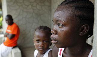In Westafrika starben offiziell knapp 4000 Menschen an Ebola. Die Dunkelziffer ist weit höher. (Foto)