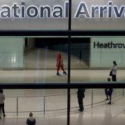 Behörden: Am Frankfurter Flughafen kein Ebola-Handlungsbedarf (Foto)