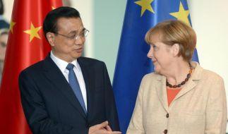 Daimler baut mit Milliarden-Abkommen China-Geschäft aus (Foto)