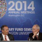 Schäuble strebt mehr öffentliche Investitionen an (Foto)