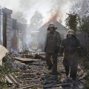 Moskau wirft Kiew Angriffe auf Zivilisten vor (Foto)