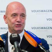 VW-Betriebsratschef: Brauchen keine Unternehmensberatung (Foto)