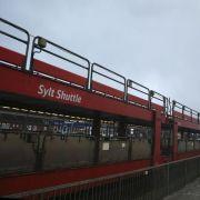 Schleswig-Holstein bewirbt sich um Autozug nach Sylt (Foto)