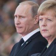 Deutsch-russische Konsultationen fallen aus (Foto)