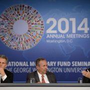 Finanzwelt will Krise umschiffen (Foto)