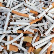 Zoll nach Fund radioaktiver Zigaretten alarmiert (Foto)