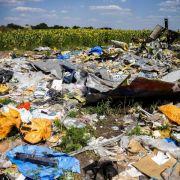 Bericht: Rebellen in Ukraine erlauben Zugang zu MH17-Absturzstelle (Foto)