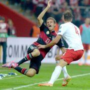 1:1 gegen Irland - DFB-Team verpasst Pflichtsieg! Ganzes Spiel als Wiederholung bei RTL Now (Foto)