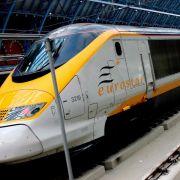Großbritannien will Anteile an Ärmelkanal-Zug Eurostar verkaufen (Foto)