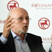 Rossmann-Gründer macht Sohn zum Einkaufschef (Foto)