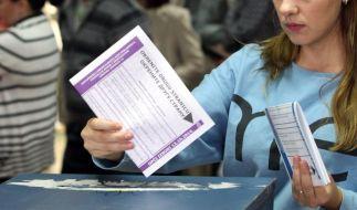 Nationalisten gewinnen Wahlen in Bosnien (Foto)