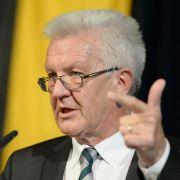 Kretschmann fordert vom Bund mehr Flüchtlingshilfe (Foto)