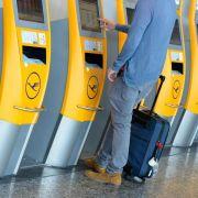 Gewerkschaft droht mit neuen Streiks bei Lufthansa (Foto)