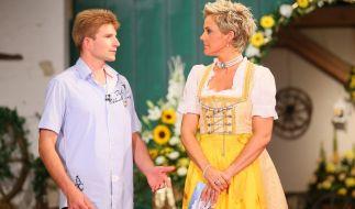 Für Bauer Rolf blieb vorerst keine Frau übrig. (Foto)
