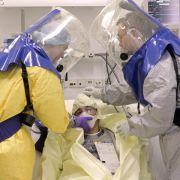 Leichnam von Leipziger Ebola-Patient eingeäschert (Foto)