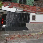 Schweres Erdbeben vor Mittelamerika (Foto)