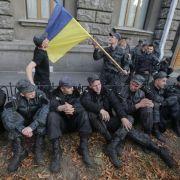Neuer Verteidigungsminister in Kiew (Foto)