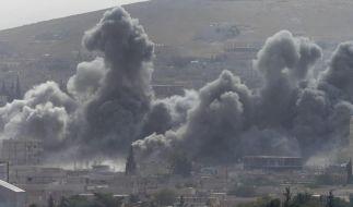 Türkei bombardiert kurdische PKK-Kämpfer (Foto)