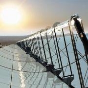 Wüstenstrom-Initiative Desertec schrumpft zur Firmenberatung (Foto)