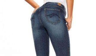 Wer die perfekte Jeans für seinen Typ sucht, braucht Profitipps, damit die Suche schnell Erfolg hat. (Foto)