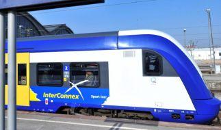 Fernzug Interconnex wird wegen Fernbus-Konkurrenz eingestellt (Foto)