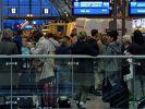 Arbeitskampf bei der Bahn: Schon jetzt Ausfälle (Foto)
