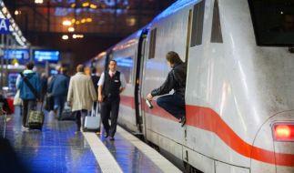 Ausnahmezustand an deutschen Bahnhöfen: Die Lokführer der Deutschen Bahn streiken schon wieder. (Foto)