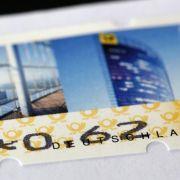 Briefporto steigt zum Jahreswechsel (Foto)