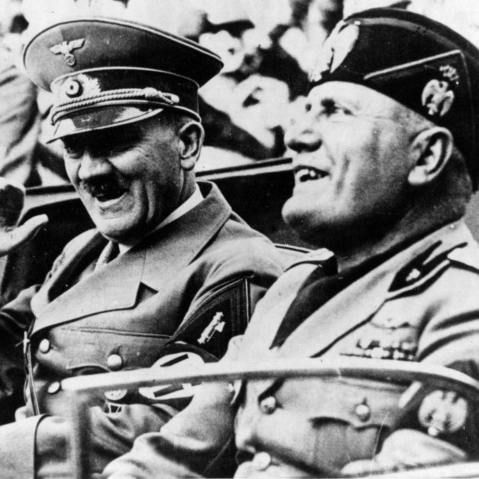 Hitler war süchtig nach Rindersperma (Foto)