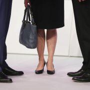Merkel spricht Machtwort:Frauenquote kommt (Foto)