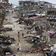 Zahl der Naturkatastrophen sinkt 2013 auf Zehn-Jahres-Tief (Foto)