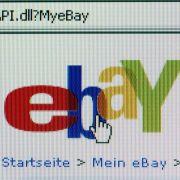 Ebay muss Jahresziele senken (Foto)
