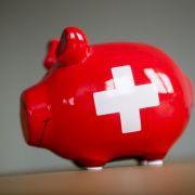 Auch Schweiz korrigiert Konjunkturprognosen nach unten (Foto)