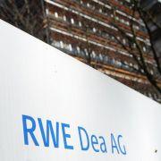RWE kämpft um Verkauf von Dea (Foto)
