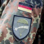 Fahnenflüchtiger Bundeswehr-Soldat kämpft wohl in Ukraine (Foto)